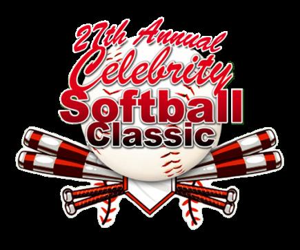 Celebrity Softball Game Logo - sponsored by Flottman Company