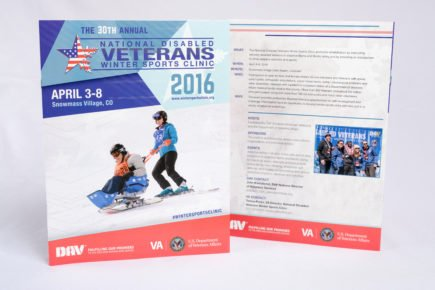 Disabled American Veterans Promotional Campaign