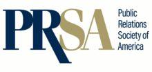 Public Relations Society of America Logo and Cincinnati Blacksmith Awards