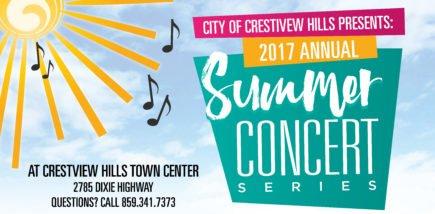 City of Crestview Hills, Summer Concert Series