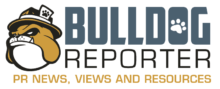 Bulldog Reporter logo and Public Relations Non-Profit Awards