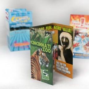 Pocketable Brochures Commercial Folding