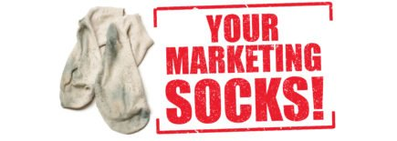 Your Marketing SOCKS! Campaign Art