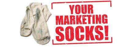 Your Marketing SOCKS! Campaign Art