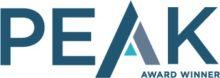 PEAK Awards Winner Logo