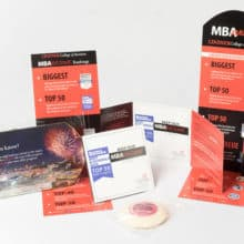 Direct Mail Commercial Folded Printing