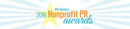 Ragan's PR Daily Nonprofit 16 logo