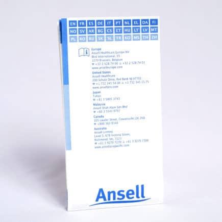 Pharmaceutical package insert