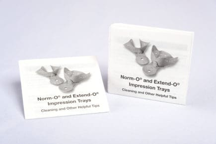 miniature folding instruction sheet folded printing