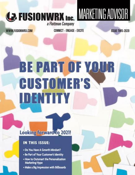 Marketing Advisor – 4th Qtr, 2020